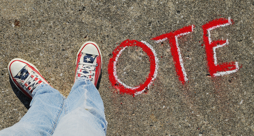 Voting with Christ at Your Side
