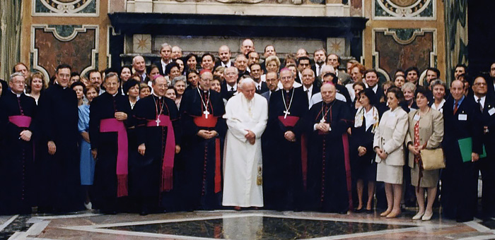 Pope Francis and the Pontifical Academy for Life