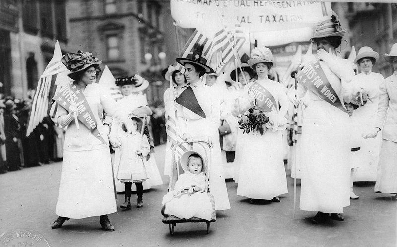 Who Are the True Suffragettes?