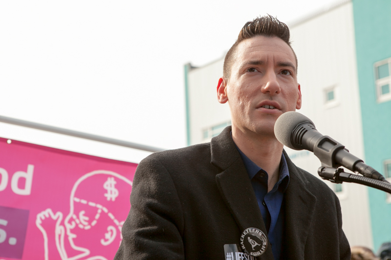 David Daleiden Persecuted for Unmasking Planned Parenthood